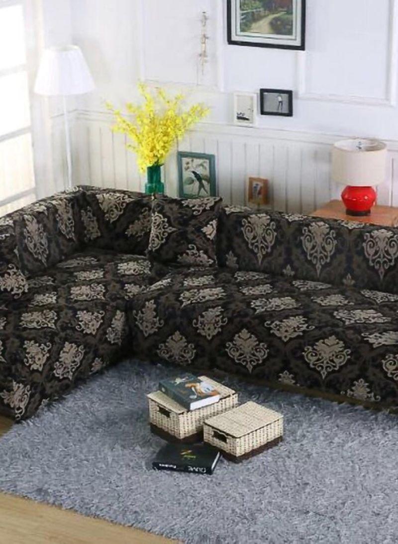 Fabulous Shop Deals For Less 2 Piece Bohemia L Shape Sofa Cover Set Spiritservingveterans Wood Chair Design Ideas Spiritservingveteransorg