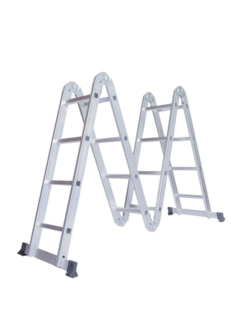 Shop Unbranded 20-Step Multi-Function Ladder With Safety Locking ...