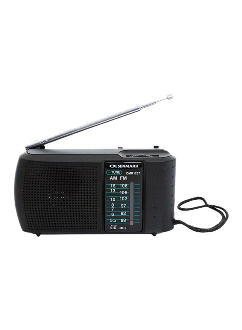 85796c760 Shop Olsenmark 2-Band Radio OMH1237 Black online in Dubai