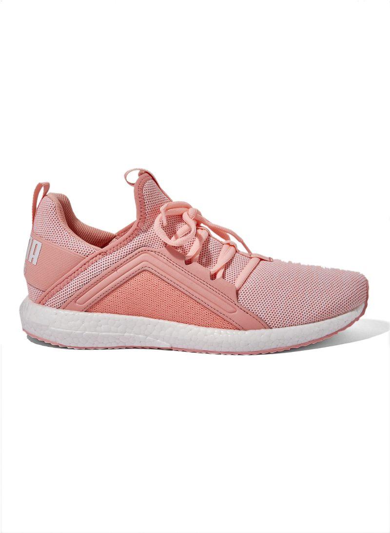 Buy Puma Mega Nrgy Knit Wn's Peach Running Shoes online