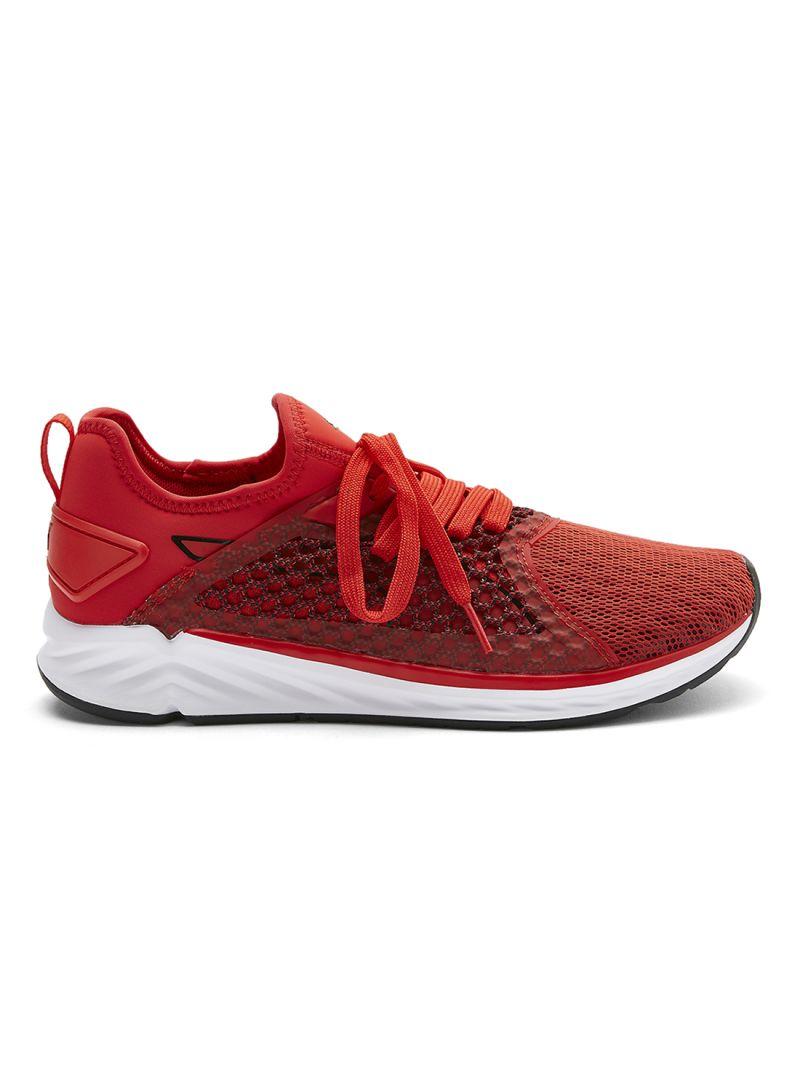Shop Puma Ignite 4 Netfit Lace-Up Training Shoes online in Dubai ... cf6a159d7