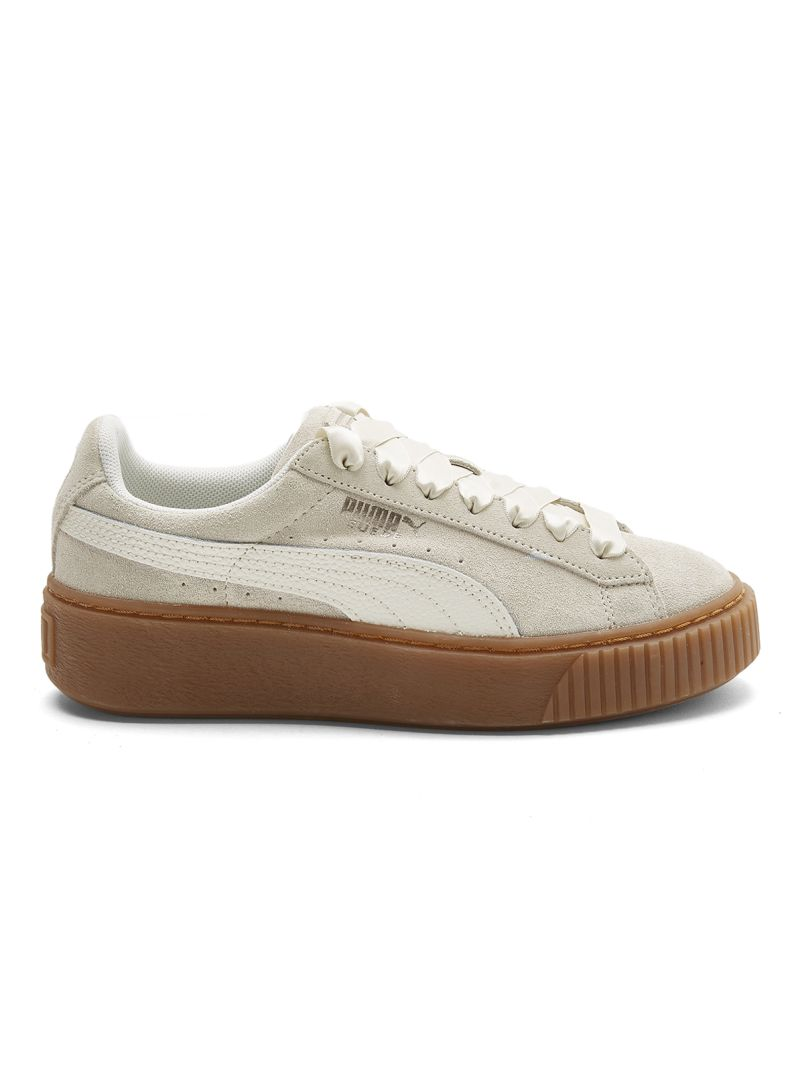 Shop PUMA Women's Suede Platform Bubble online in Dubai, Abu
