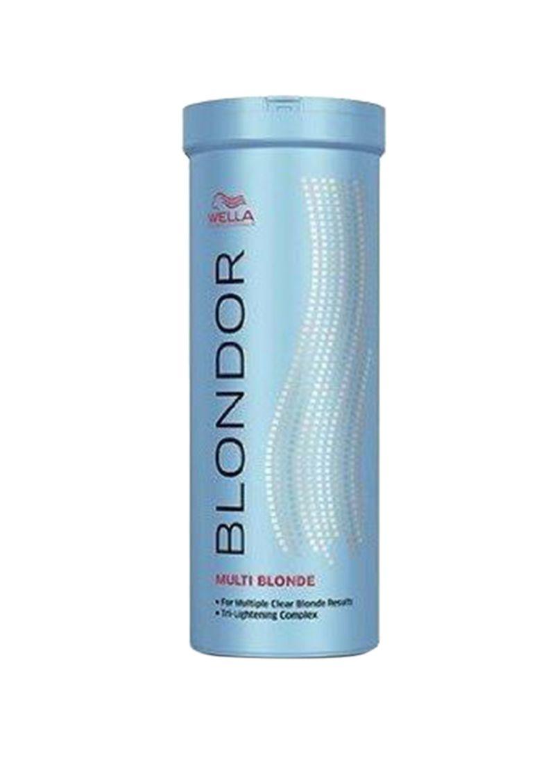 Shop Wella Blondor Powder Haircolor Lightenener 400 G Online In