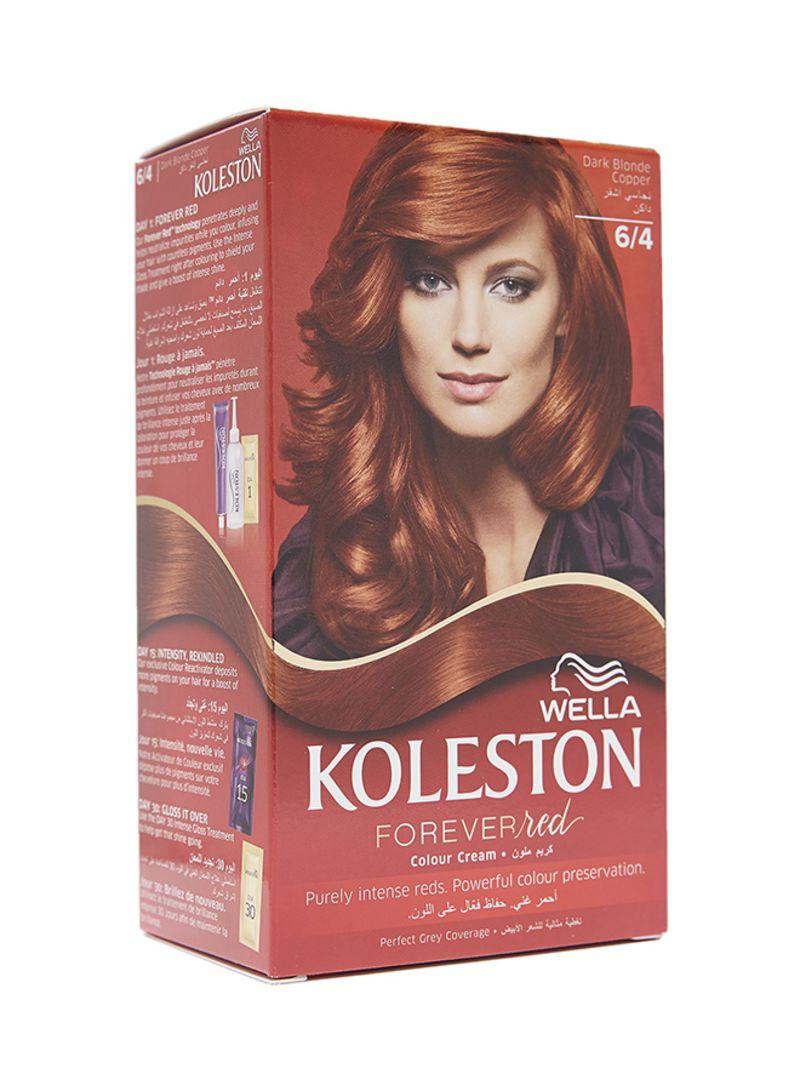Shop Wella Koleston Hair Colour Value Pack 6 4 Dark Blonde Copper 2