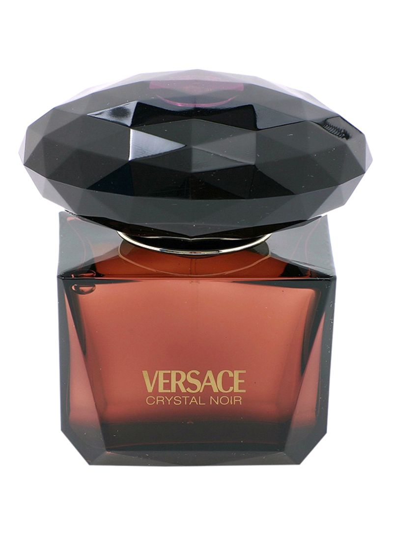 Shop Versace Crystal Noir Edp 90 Ml Online In Dubai Abu Dhabi And