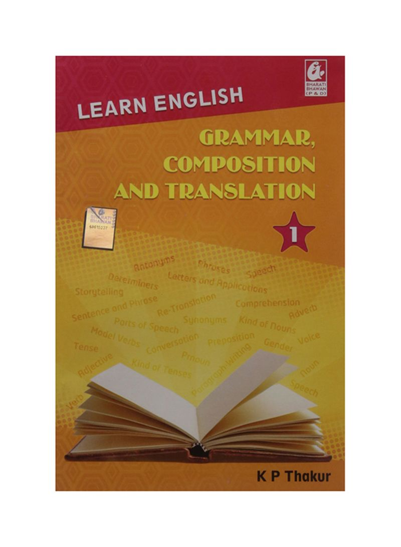 Shop Learn English Grammar Composition Translation 1 7 Paperback