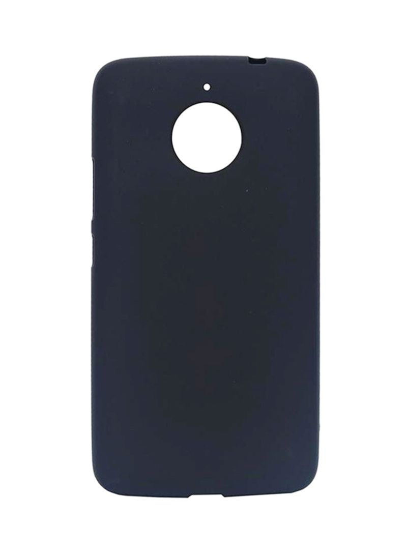separation shoes 6d24e ceee7 Shop INEIX Silicone Back Case Cover For Motorola Moto E4 Plus Black online  in Riyadh, Jeddah and all KSA