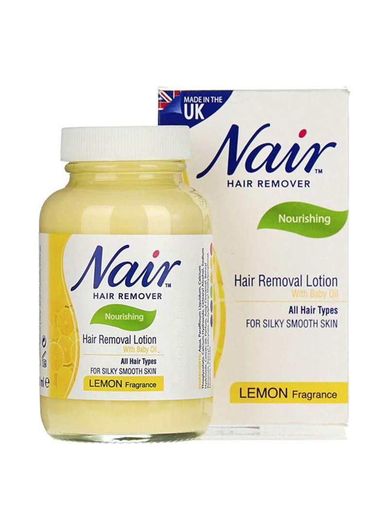 Shop Nair Lemon Hair Removal Spray Online In Egypt