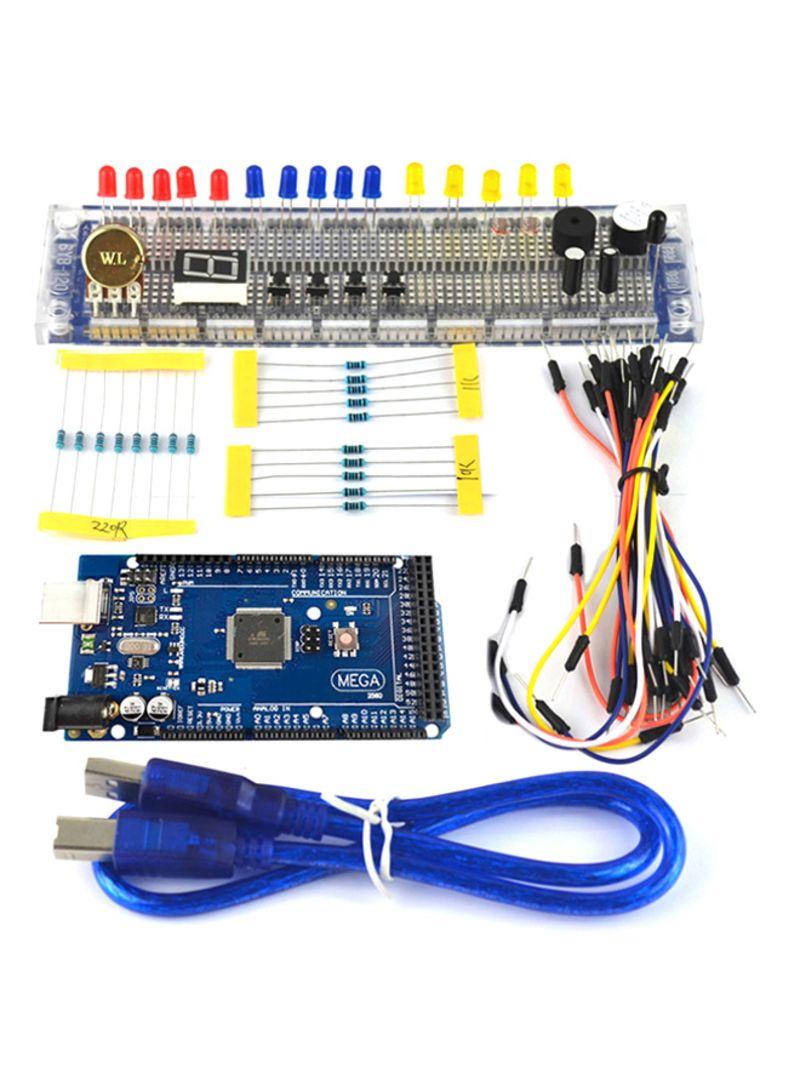 Shop Generic Starter Kit Breadboard Sensor For Arduino MEGA