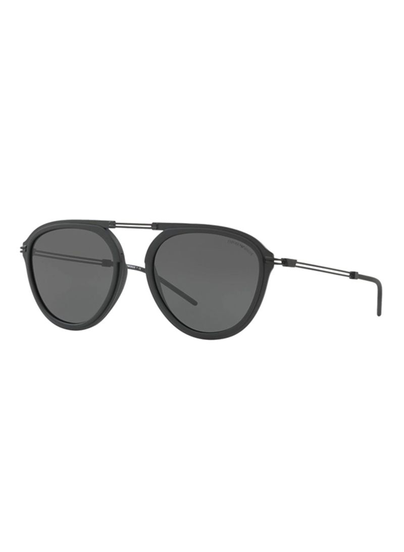 c3fd04f5672d Shop Emporio Armani Men s Pilot Frame sunglasses 2056 online in ...