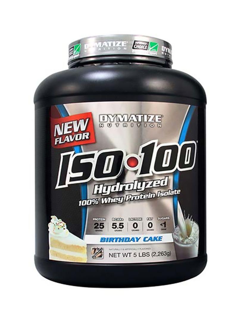 Shop Dymatize ISO 100 Supplement