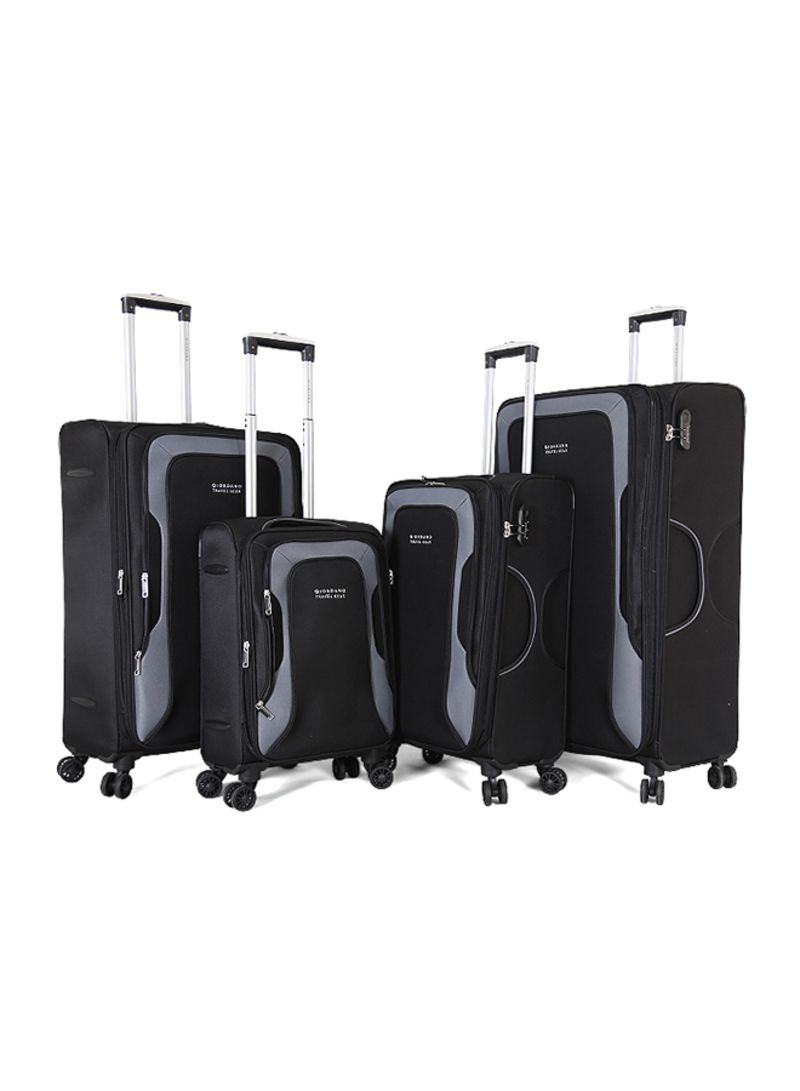 a5b41365f تسوق جيوردانو وطقم حقائب سفر بعجلات - 4 قطع أونلاين في السعودية