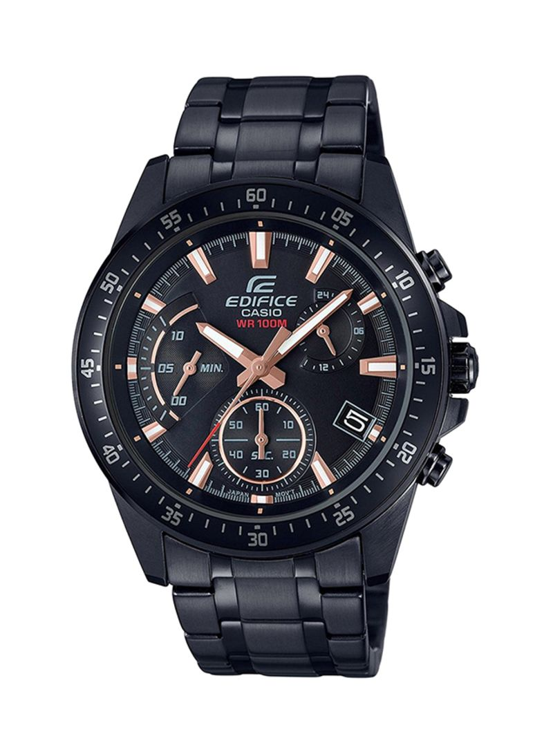 ce7d09c2b Shop Casio Men's Edifice Chronograph Watch EFV-540DC-1BVUDF online ...