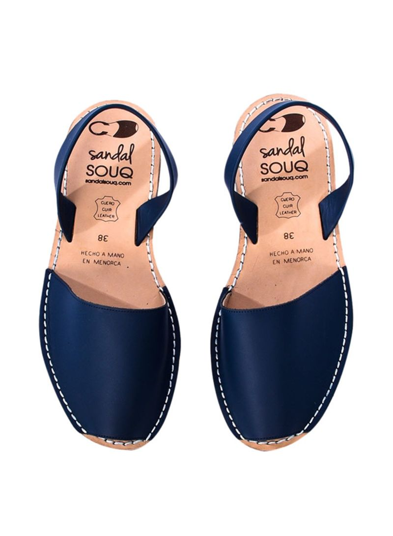 Shop sandal SOUQ Leather Slingback Sandal online in Dubai, Abu Dhabi and  all UAE