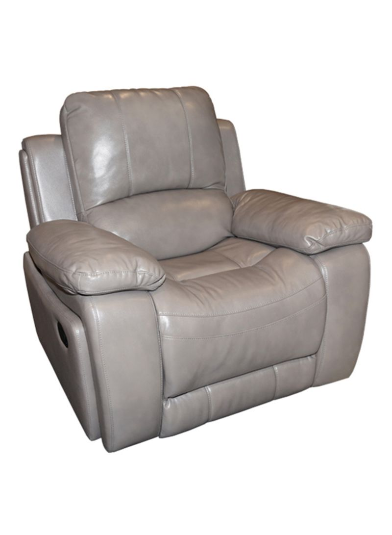 Shop Homes R Us Great Rocker And Swivel Recliner Sofa Set Grey