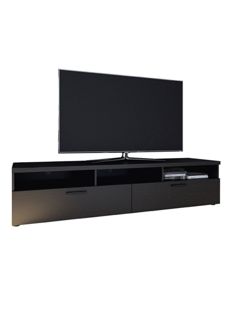 new products 99738 a7e37 Shop homes r us Napoli TV Unit Furniture Black online in ...