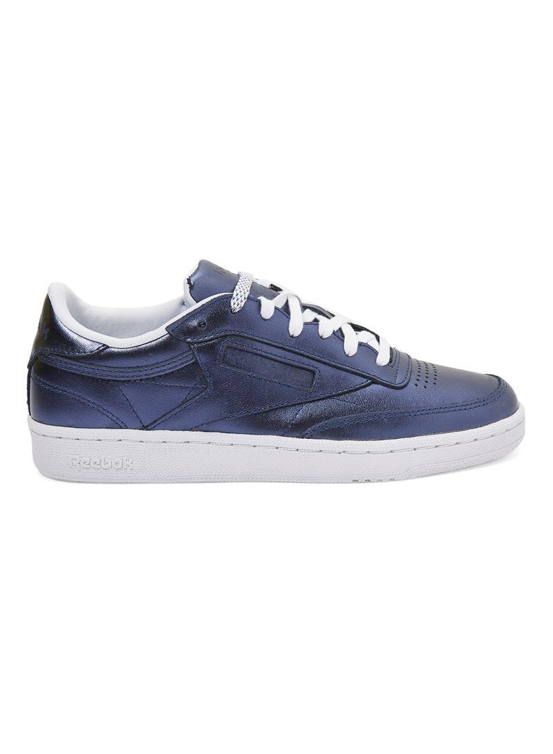 2014c39cebaf3 Shop Reebok Club C 85 S Shine Low Top Sneakers online in Dubai
