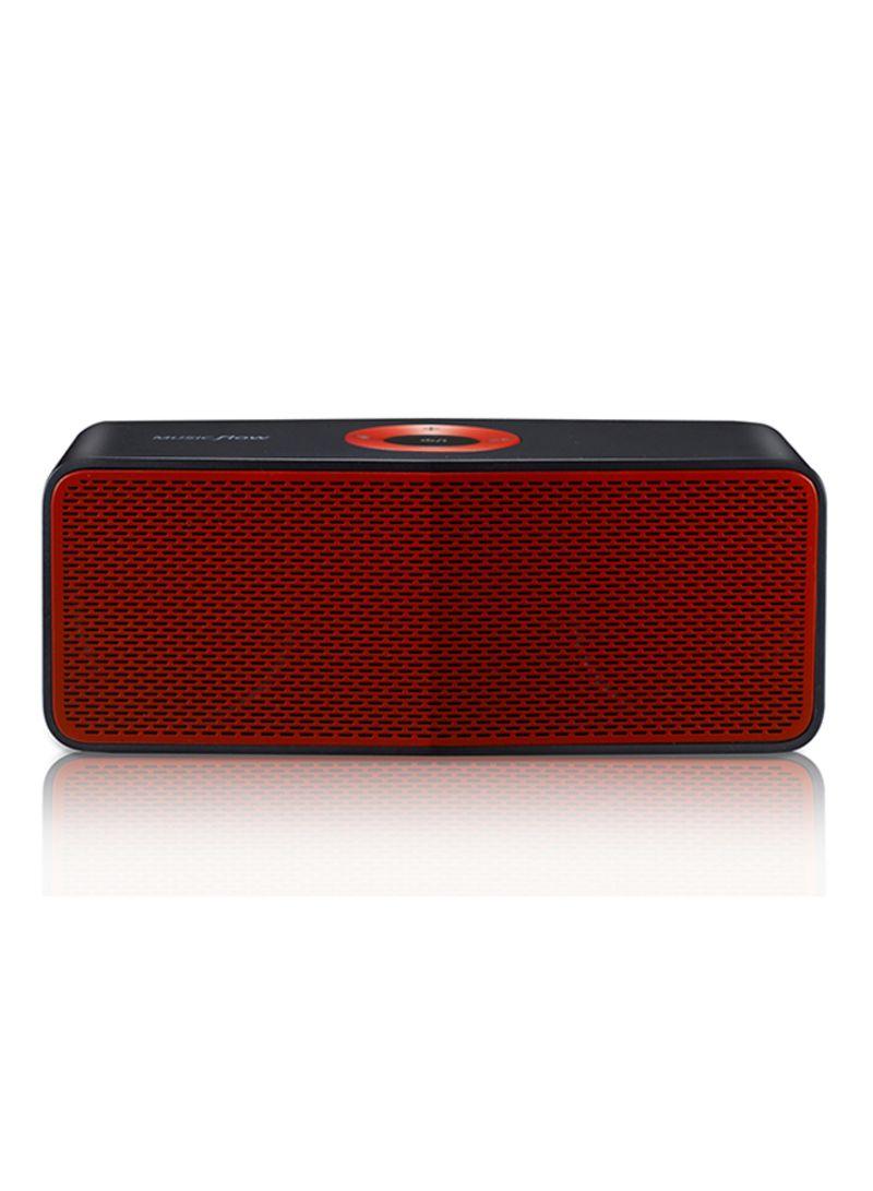 Shop LG Music Flow P5 Portable Bluetooth Speaker Black/Red online in Dubai,  Abu Dhabi and all UAE