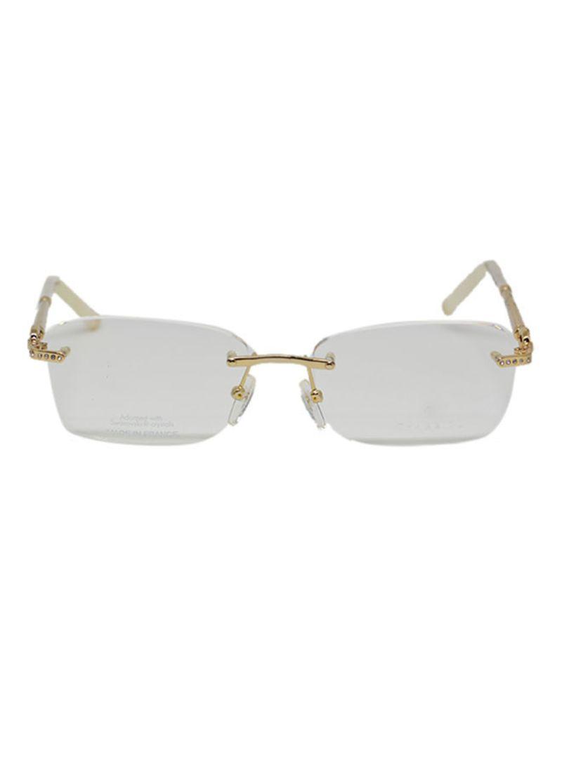 77173b0d9e Shop CHARRIOL Women s Frameless Eyeglasses FR-7514-55-C6 online in ...