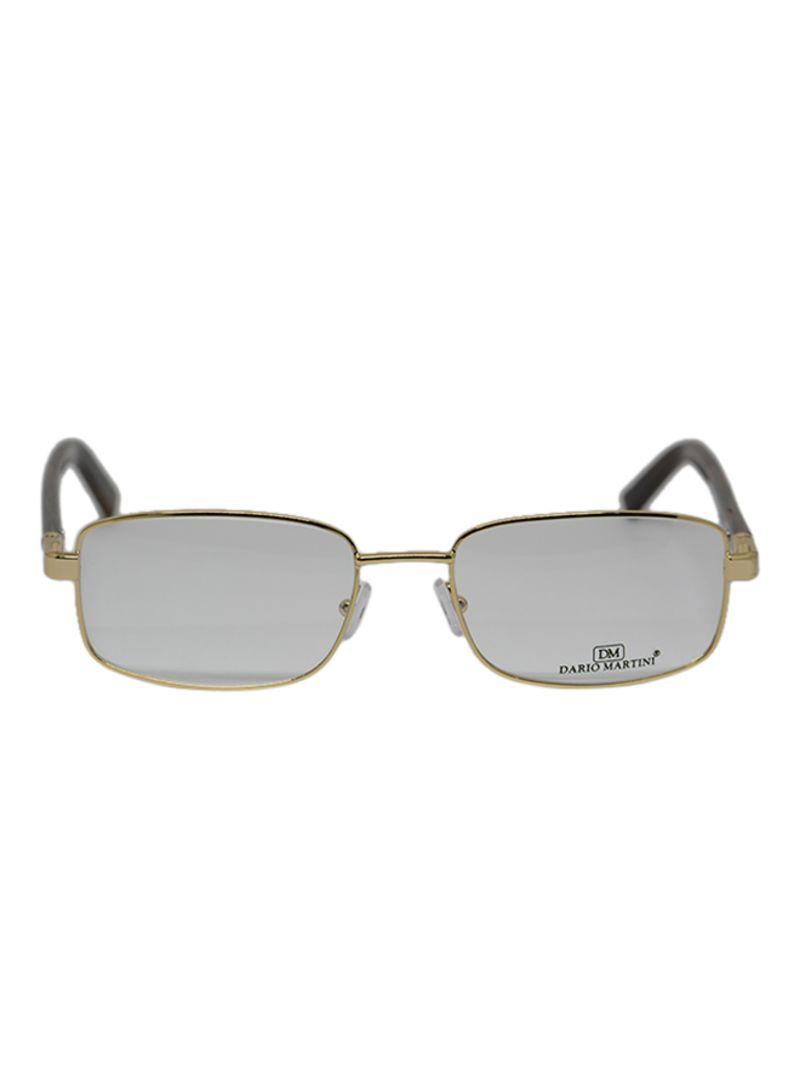 c865c4f71d Shop Dario Martini Men s Frameless Eyeglasses FR-408-C1 online in ...