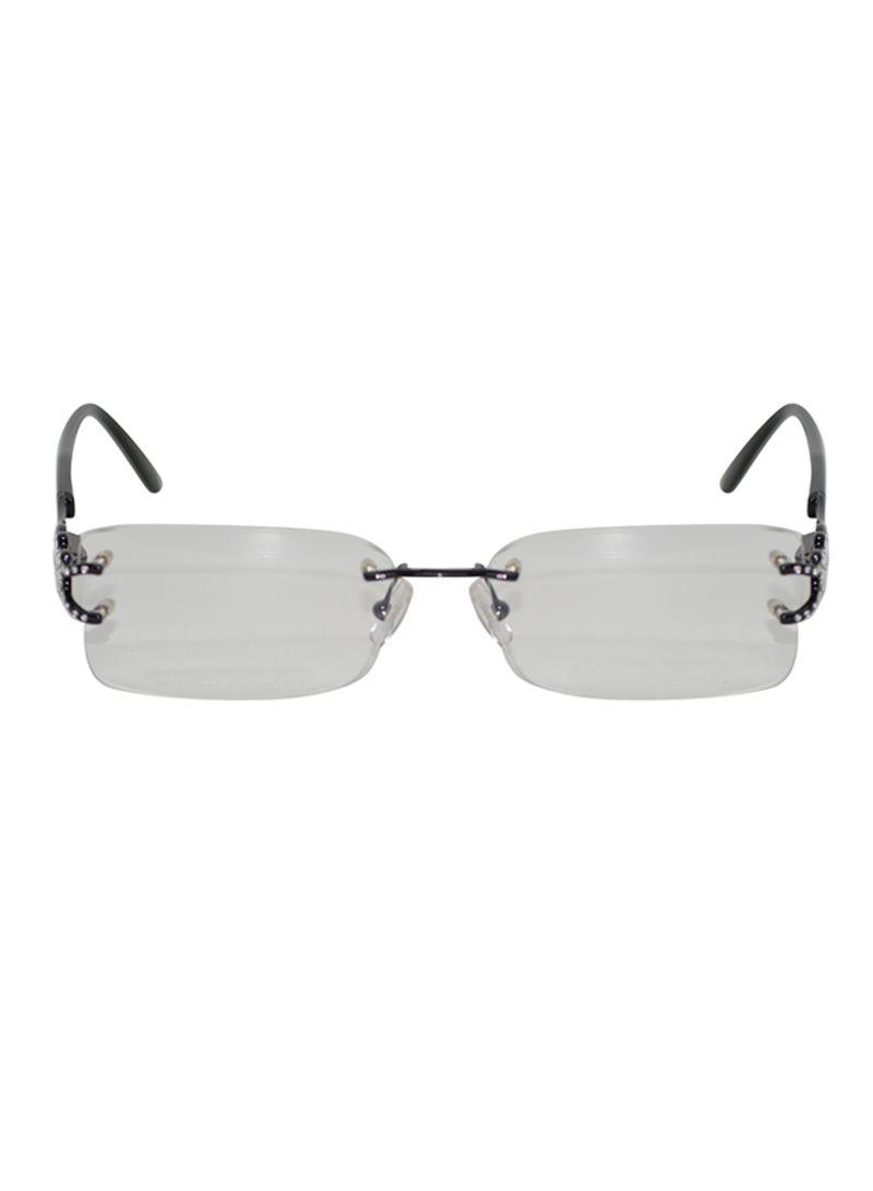862b4ac318 Shop Dario Martini Women s FramelessEyeglasses FR-162-C4 online in ...