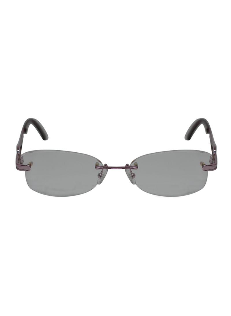 dfdd9c6e52 Shop Dario Martini Women s Frameless Eyeglasses FR-548-C3 online in ...