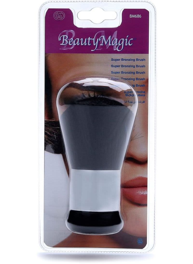 Shop Beauty Magic Super Bronze Brush Black online in Dubai, Abu Dhabi and  all UAE