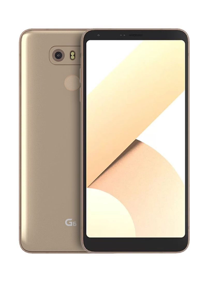 Shop LG G6 Plus Dual SIM Terra Gold 128GB 4G LTE online in Dubai, Abu Dhabi  and all UAE