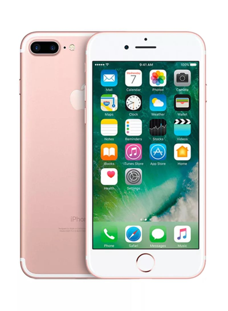 Shop Apple iPhone 7 Plus Rose Gold 128GB 4G online in Dubai, Abu Dhabi and  all UAE