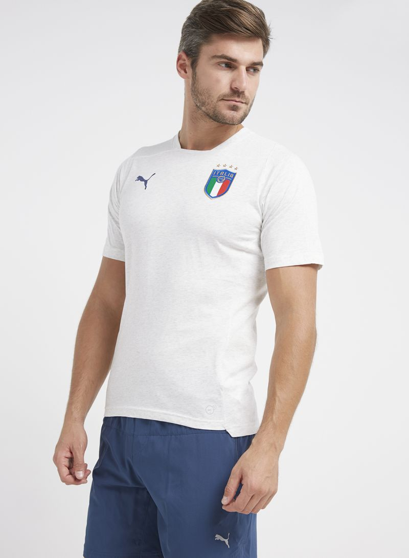 fc6b7a69146 Shop Puma Figc Italia Casual Performance White Heather online in Dubai, Abu  Dhabi and all UAE