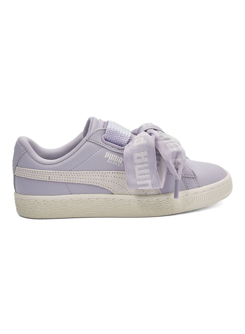 huge discount cb742 5a67f Shop Puma Basket Heart Low Top Sneakers online in Dubai, Abu Dhabi and all  UAE