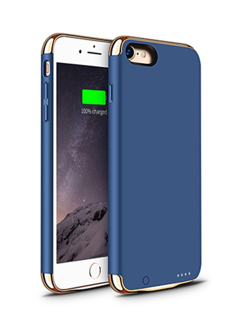 competitive price 99d76 a06c7 Shop Joyroom Fast Charge Battery Case Cover For Apple iPhone 7 2300 mAh  Blue online in Dubai, Abu Dhabi and all UAE