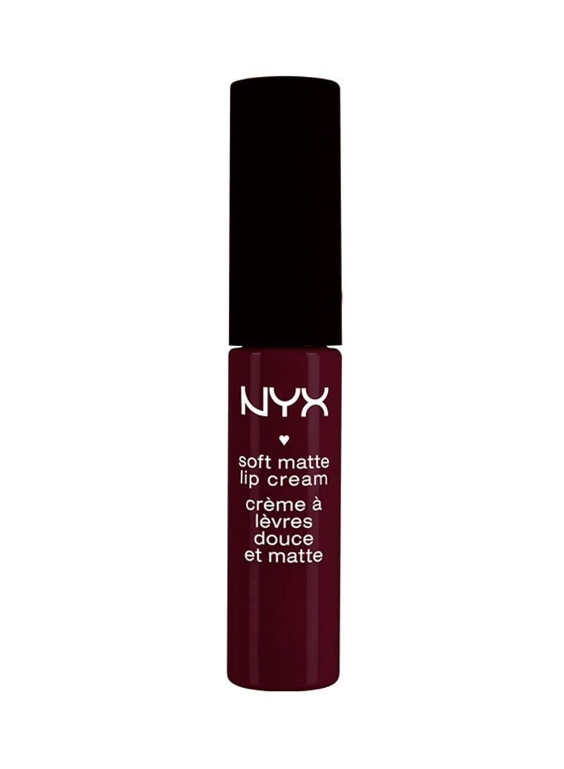 Shop Nyx Soft Matte Lip Cream Copenhagen Online In Dubai Abu Dhabi