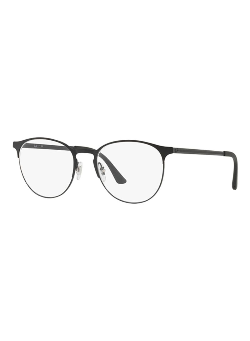 150d1e4852 Shop Ray-Ban Polarised Round Frame Eyeglasses RB6375 2944 online in ...