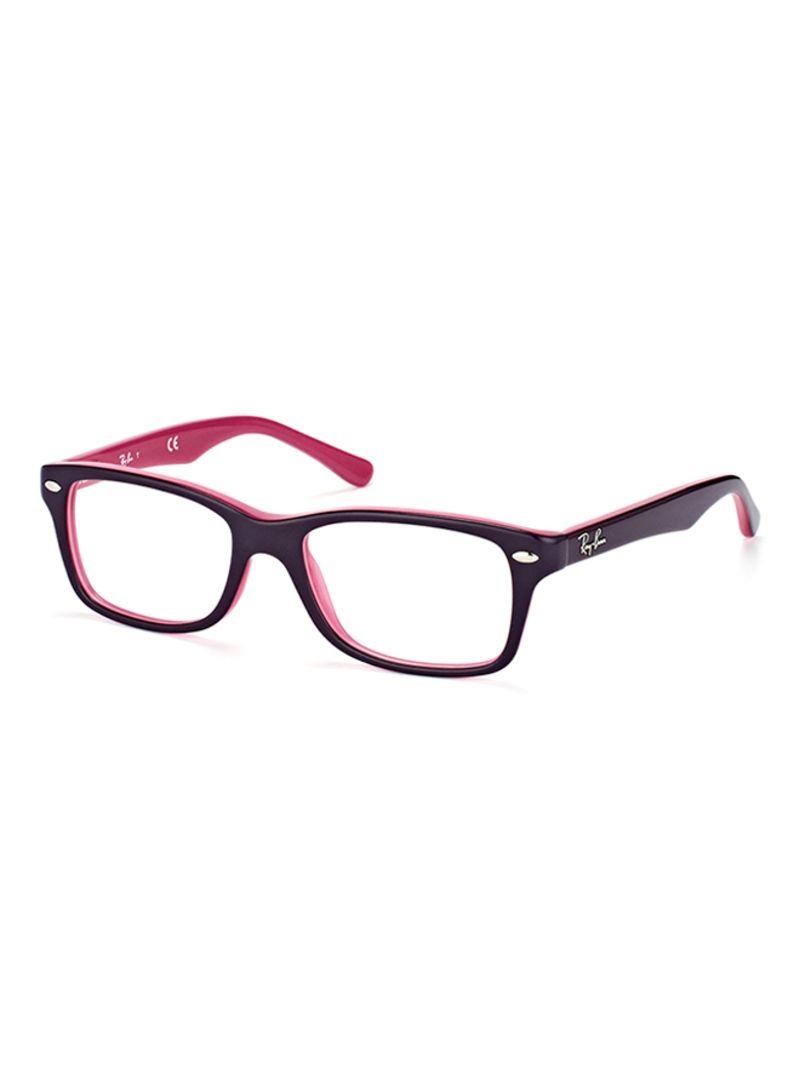 770a5b6ccb otherOffersImg v1522330964 N13804653A 1. Ray-Ban. Kids  Full Rim  Rectangular Shape Eyeglass Frame RY1531 3702
