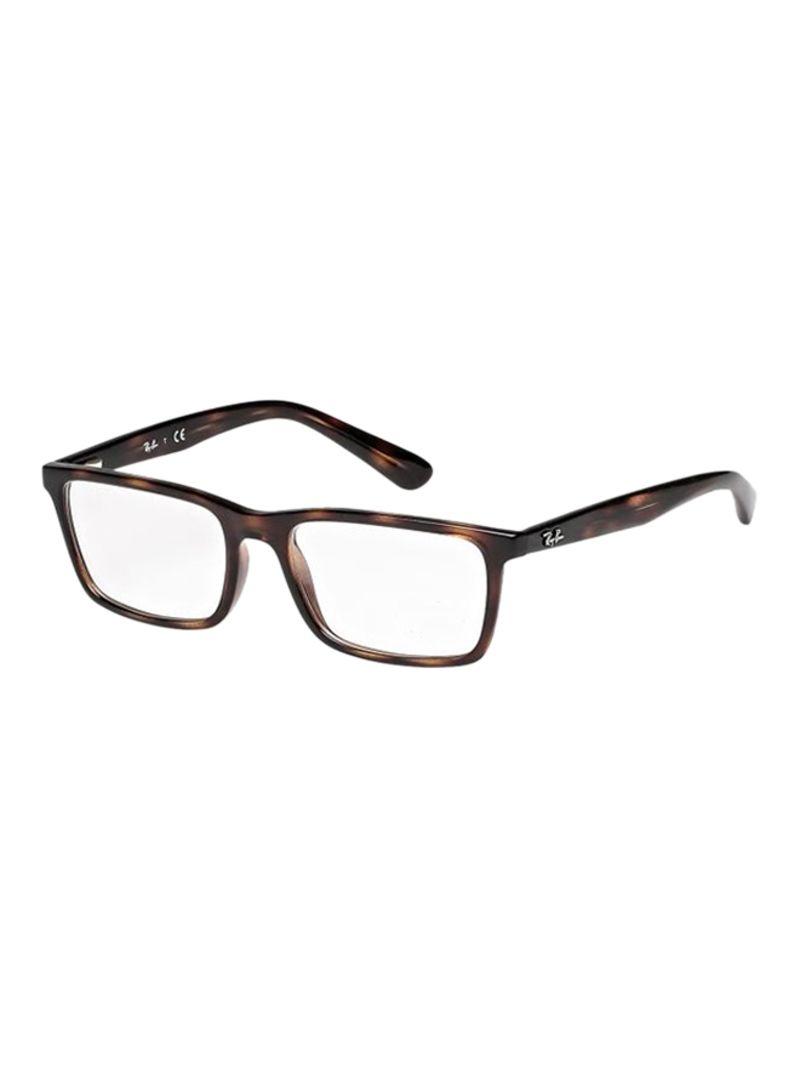 e3118c789ebd7 Shop Ray-Ban Full Rim Rectangular Shape Eyeglass Frame RX7091I 2012 ...