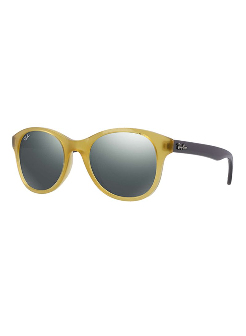 d980f6ad31 Shop Ray-Ban Full Rim Oval Frame Sunglasses RB4203-604340 online in ...
