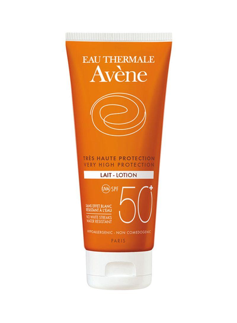 bb88df61cae7 Shop Avene Hydrating Sunscreen Lotion SPF 50+ 100 ml online in Dubai ...