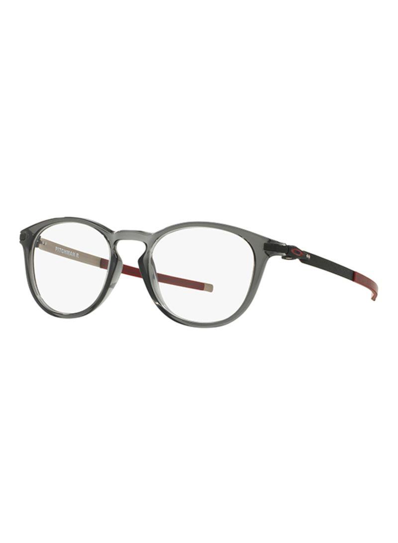 fb3722239 تسوق أوكلي وإطار نظارة طبية دائري طراز 8105-02/50 أونلاين في الإمارات