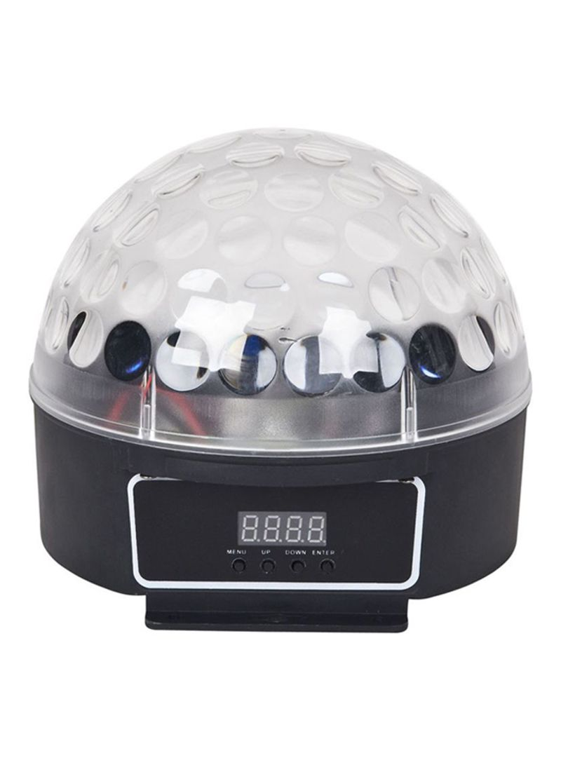 Shop Generic Mini Disco LED Crystal Ball Black online in Egypt