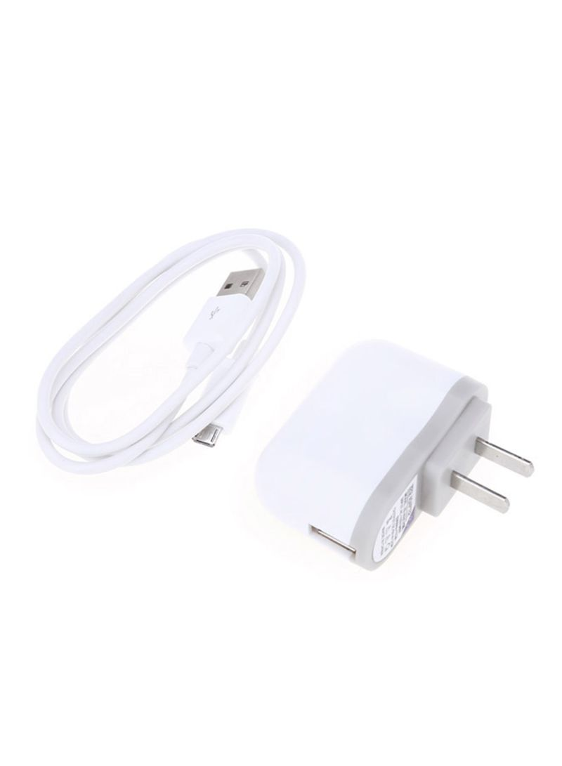Shop Generic DC 5V 2 5A Power Adapter For Raspberry Pi 3 White online in  Dubai, Abu Dhabi and all UAE