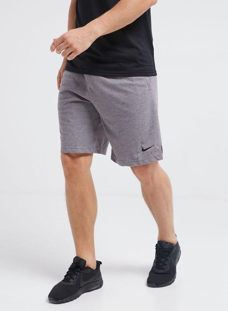 nike dri fit cotton shorts