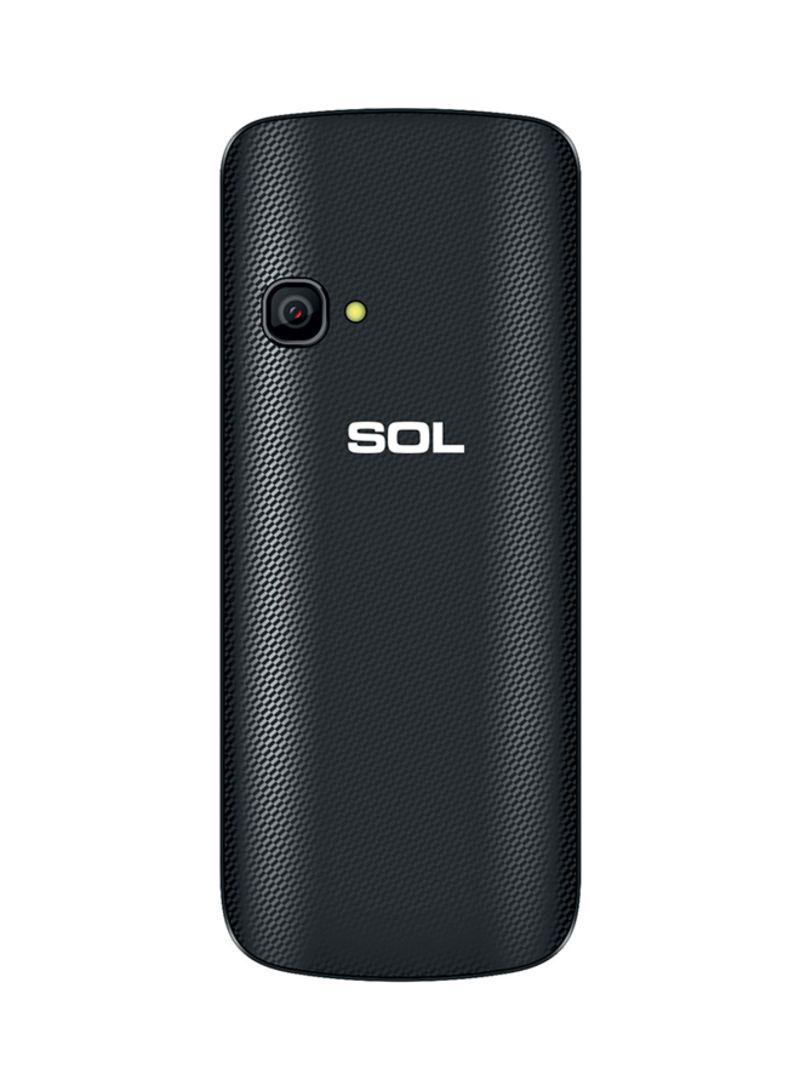 d77e671b3b8 Shop SOL M1900 Dual SIM Black 2G online in Dubai
