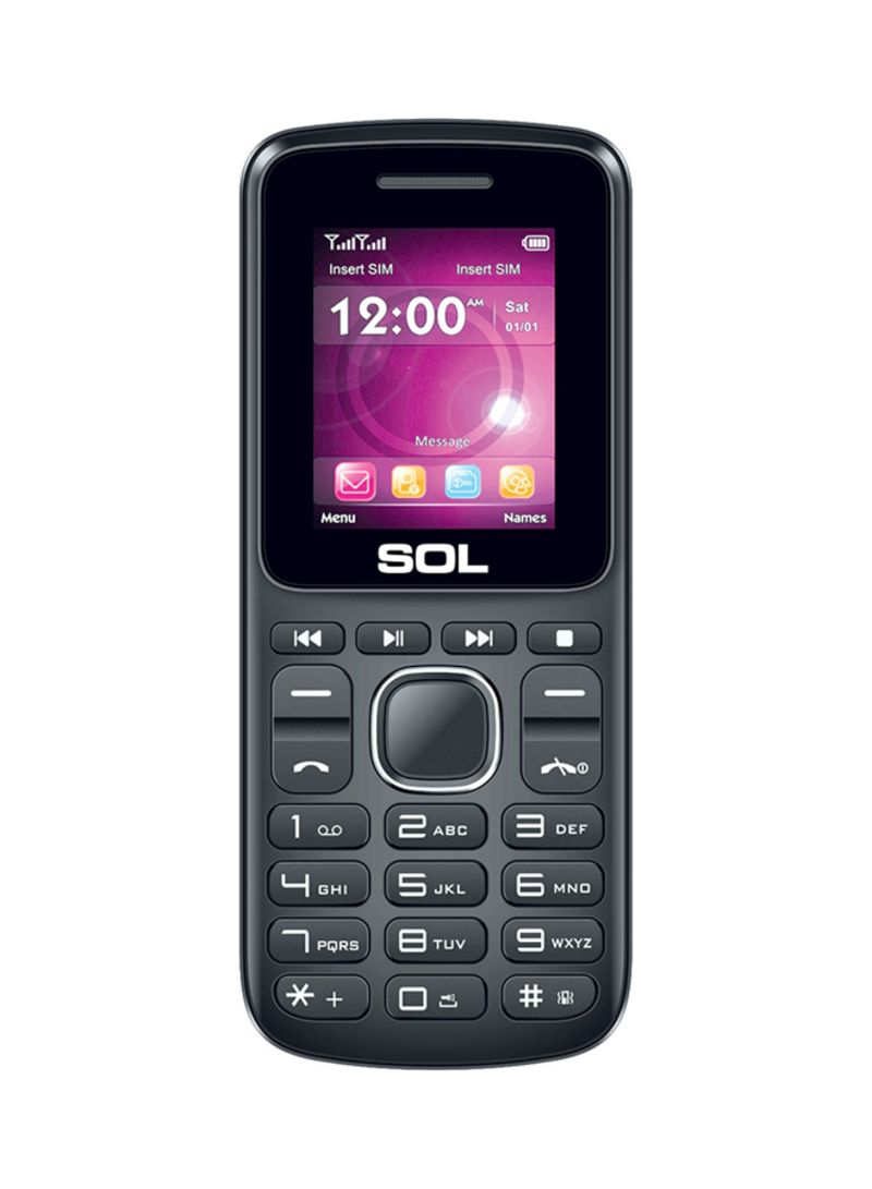 cb7b03d592a 1 Offer Available. otherOffersImg. SOL. M1900 Dual SIM Black 2G