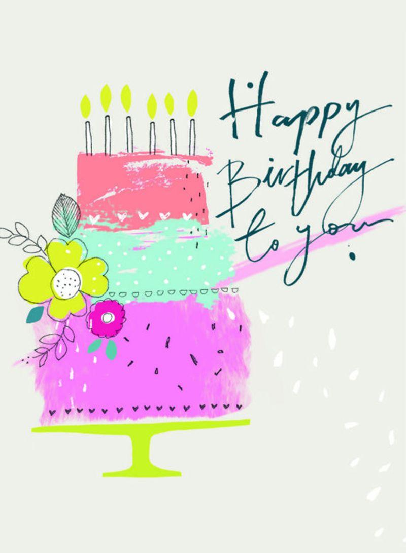 OtherOffersImg V1523512325 N14080099A 1 Rachel Ellen Designs Tutti Frutti Big Cake Happy Birthday