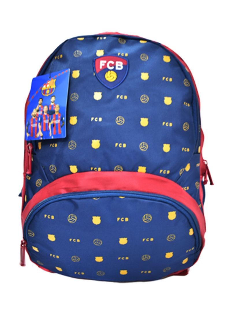 3cf513e3a4725 Shop Barcelona Backpack With Pencil Case 18-inch online in Dubai ...