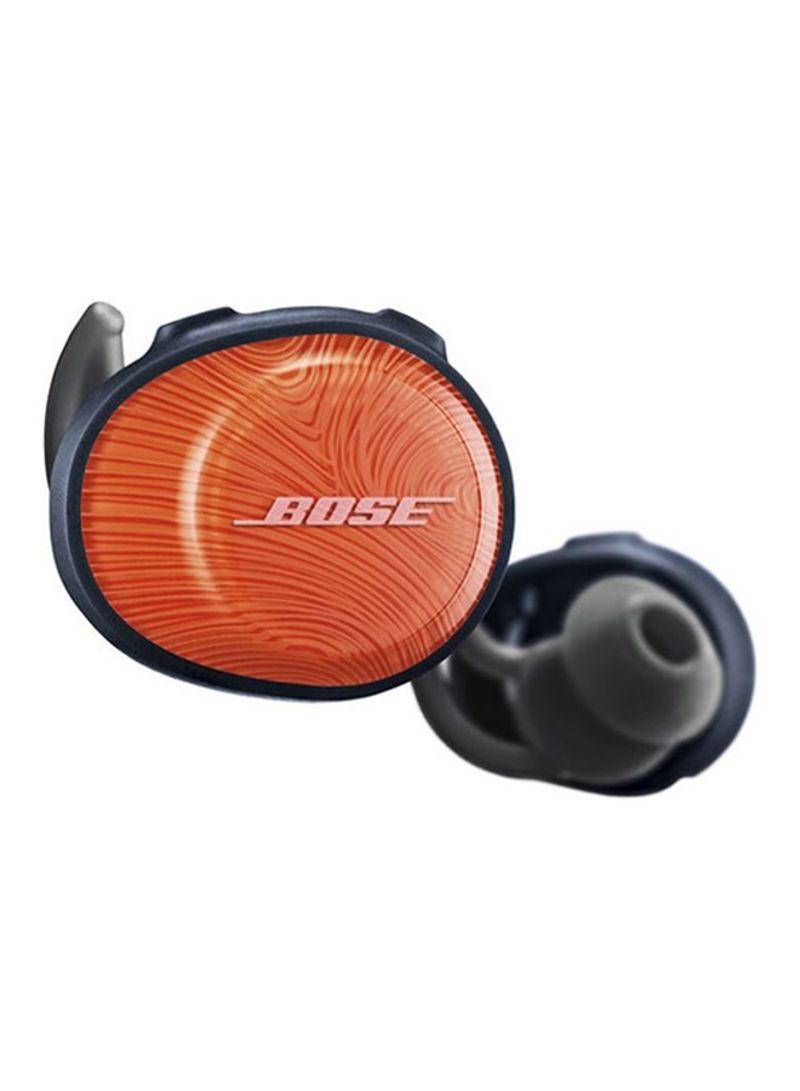 9f1f52a9d5d Shop Bose SoundSport Free Wireless Headphones Orange online in Dubai ...