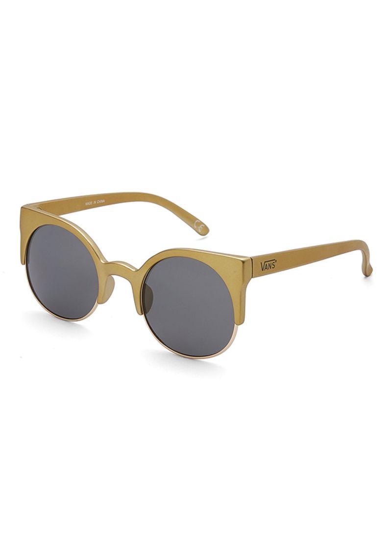 84ce88e34a205 Shop Vans Women s Semi Rimless Cat Eye Sunglasses VA1F2MJK online in ...