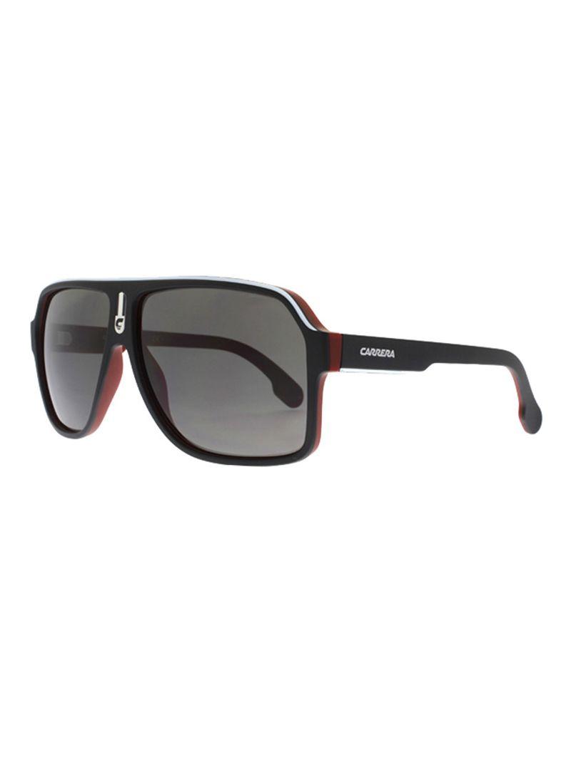 afb55931dc1 Shop Carrera Full Rim Square Sunglasses CA1001 80S M9 online in ...