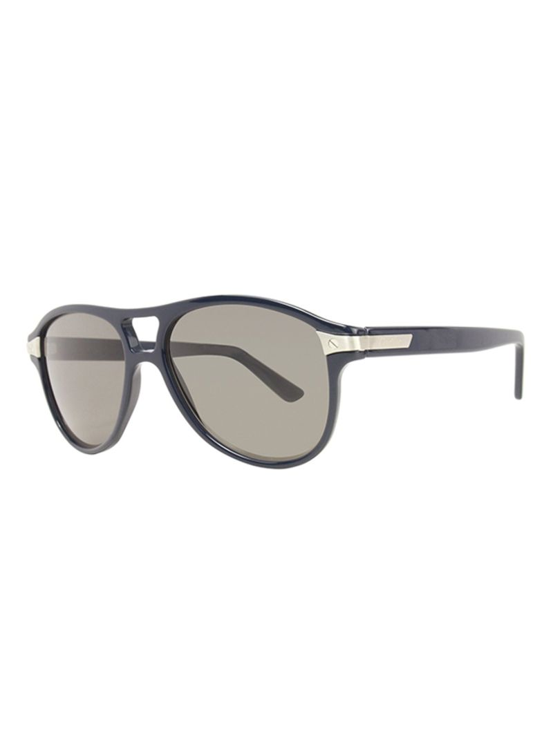 9050e19d103 Shop CARTIER Full Rim Aviator Sunglasses T8201085 T046153 online in ...